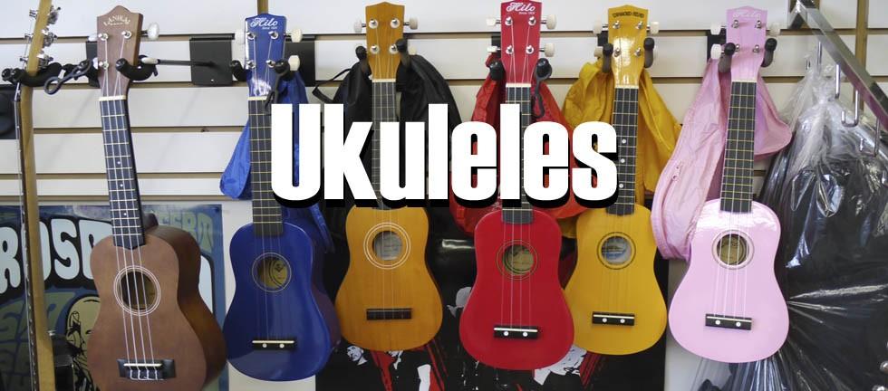 Ukelele Banner