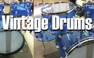 Vintage Drum Examples