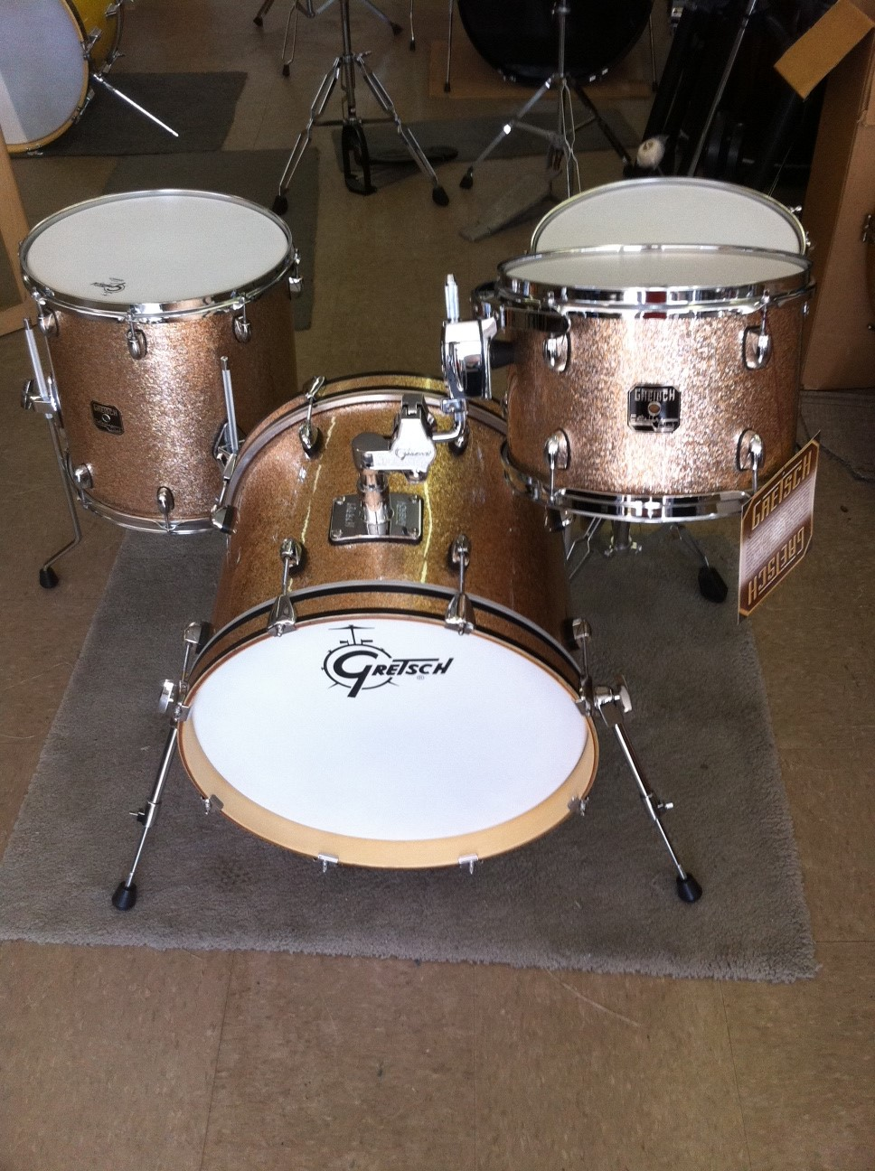 Gretsch Catalina Jazz 1