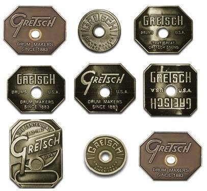 Gretsch badges